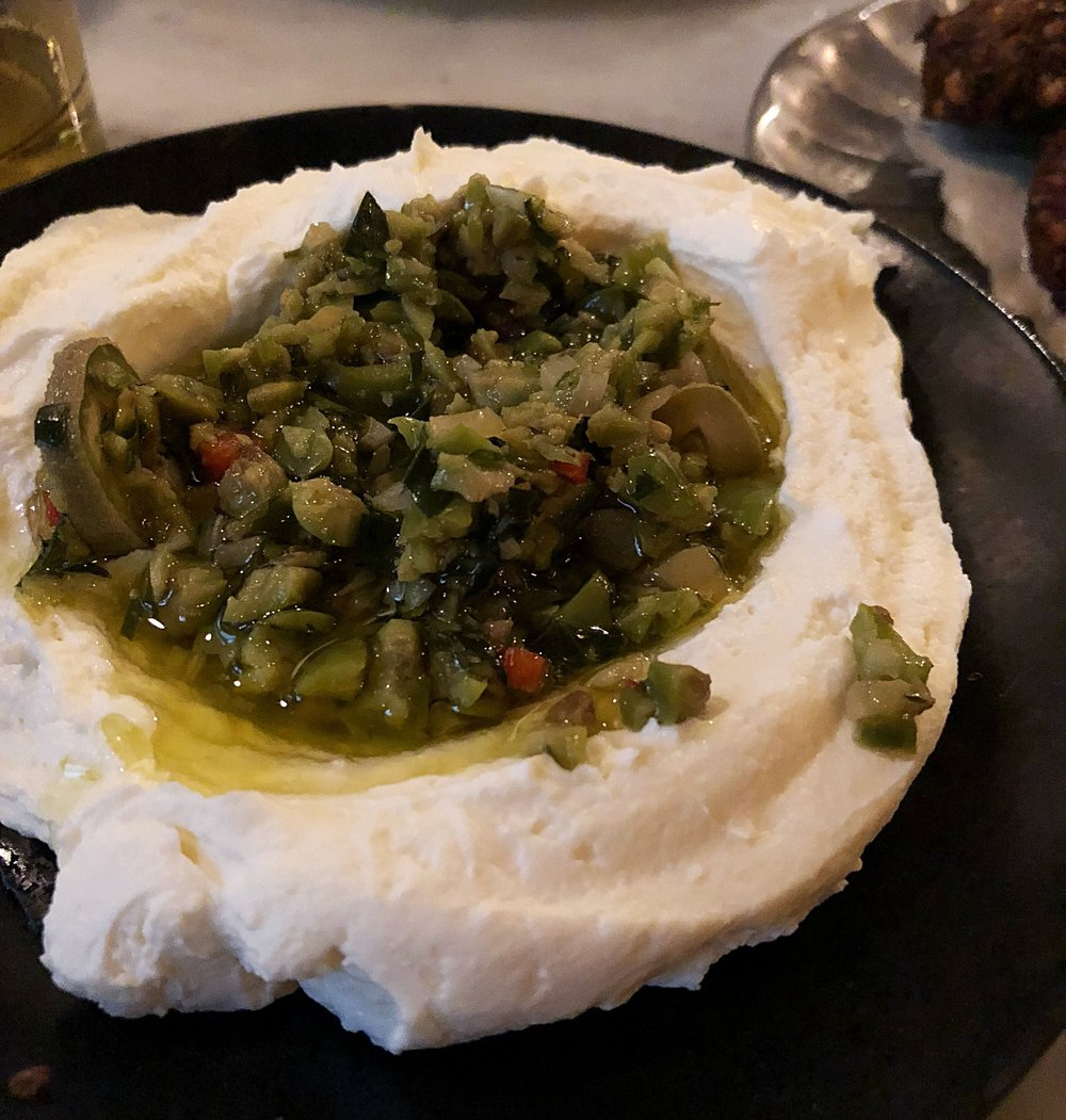Went to Shuka for the first time since it re-branded from 100 Acres and the feta + pistachio dip will neverrrrrr get old. Their dips (+ pita) are amazing.