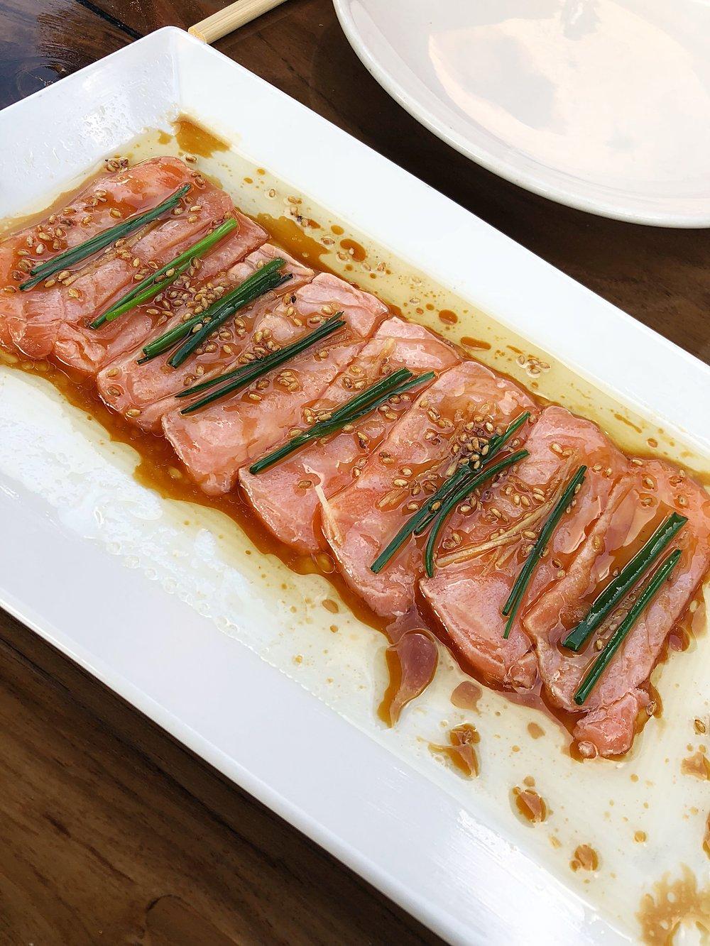 Salmon New Stye from Matsuhisa