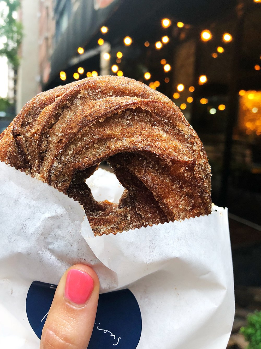 Daily Provisions_Cruller