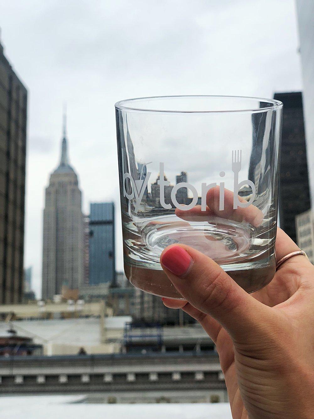 By Tori B_Cocktail Glasses