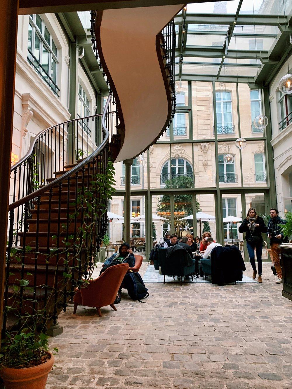 Paris_Hoxton Hotel