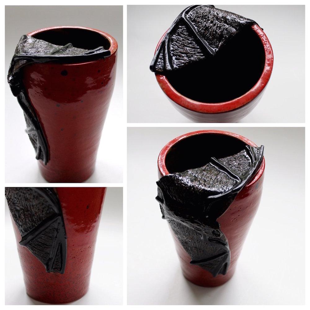 Bat Vase