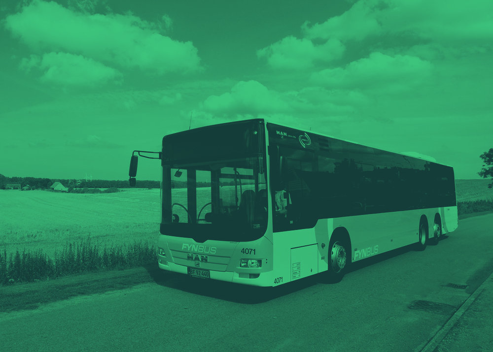 Academy creates dialogue in Funen's bus traffic -
