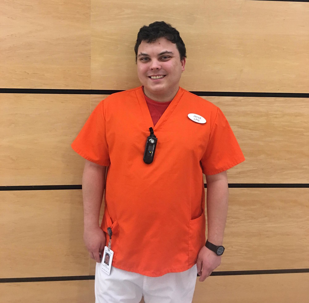 Working on a Dream - A profile of Athabasca University learner, Jerod Dobson. Read about how a broken arm led to his career as a nurse.