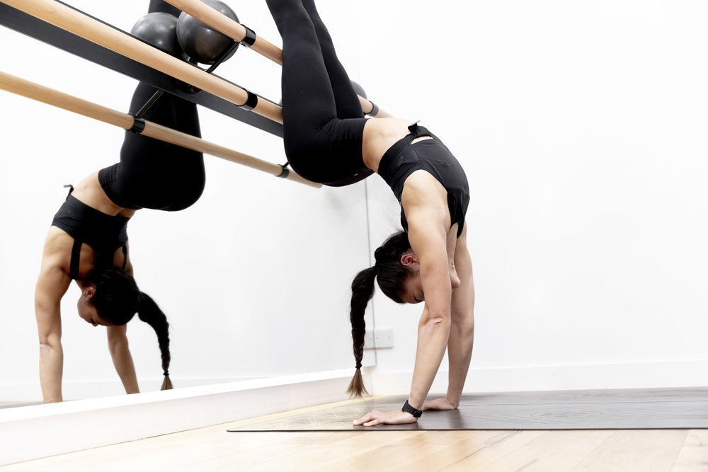 YOGA, LOW IMPACT, PILATES & BARRE.