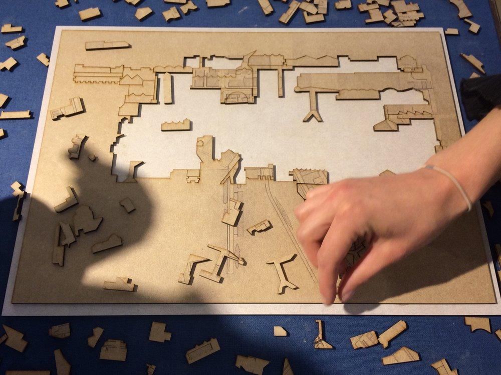 NDSM Puzzle