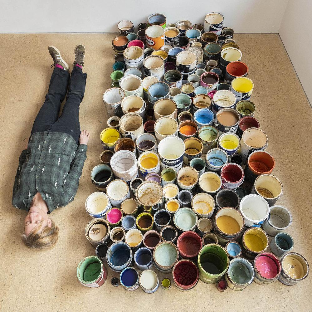 Nicola Grellier, Open Studios Artist