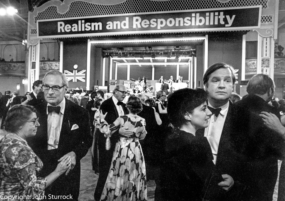 Conservative Partuy Ball, 1979