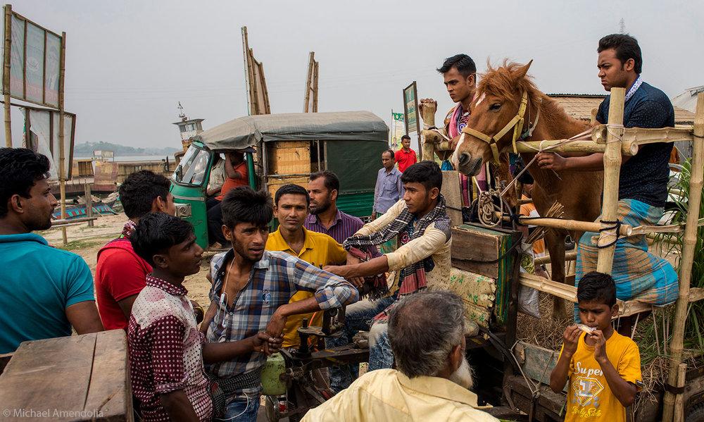 Bangladesh 2018.