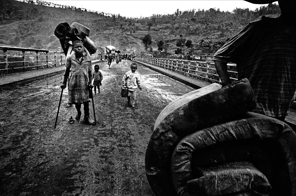 Rwanda.