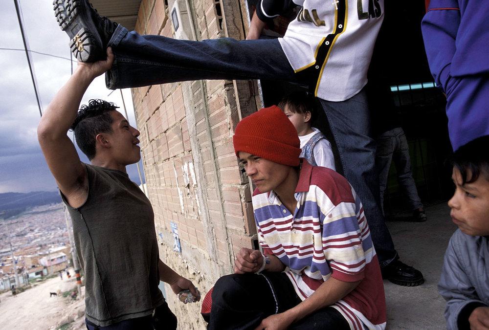 Gang Life Bogota