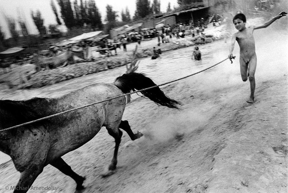 Kashgar 2000.