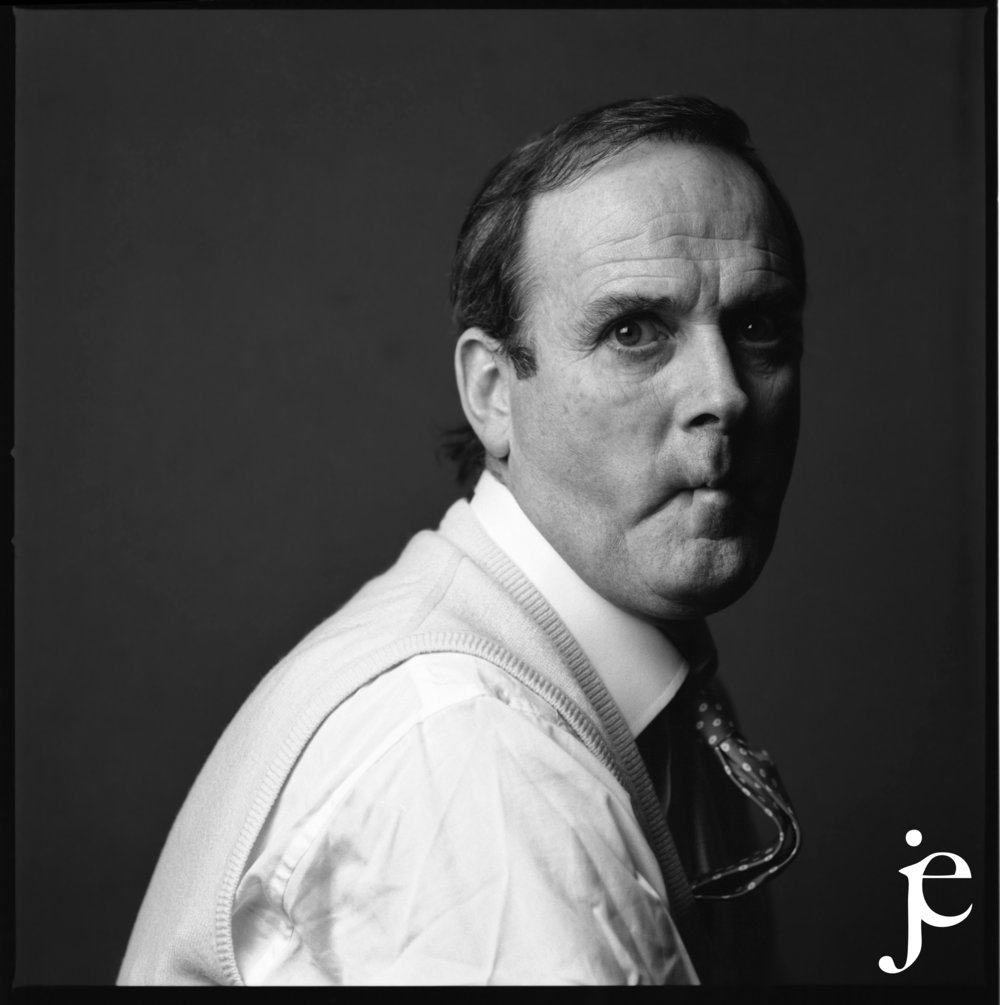 John Cleese, Groucho Club, London, 1988