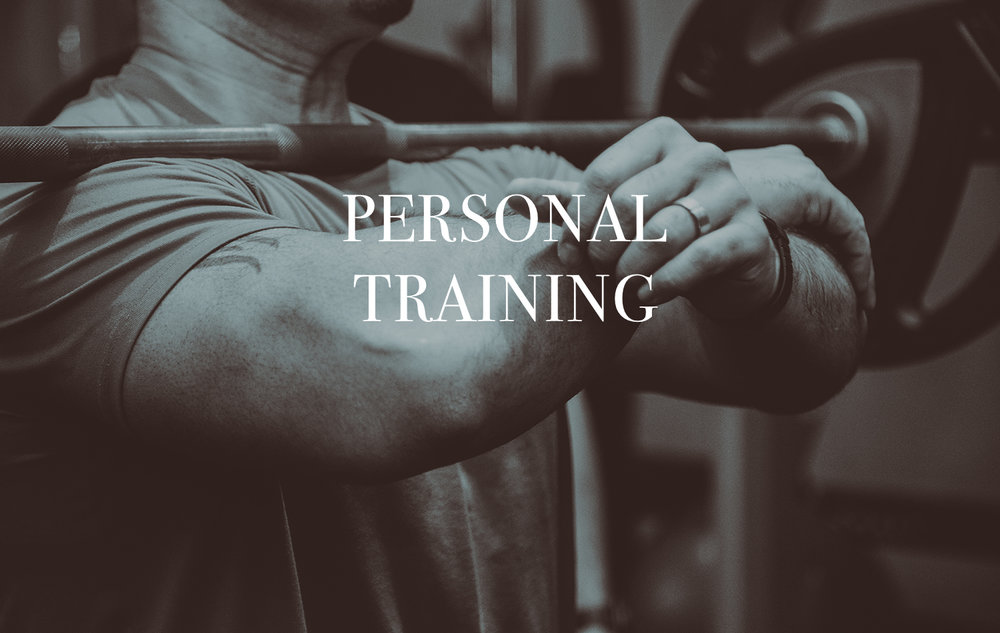 West London's premier personal trainers.