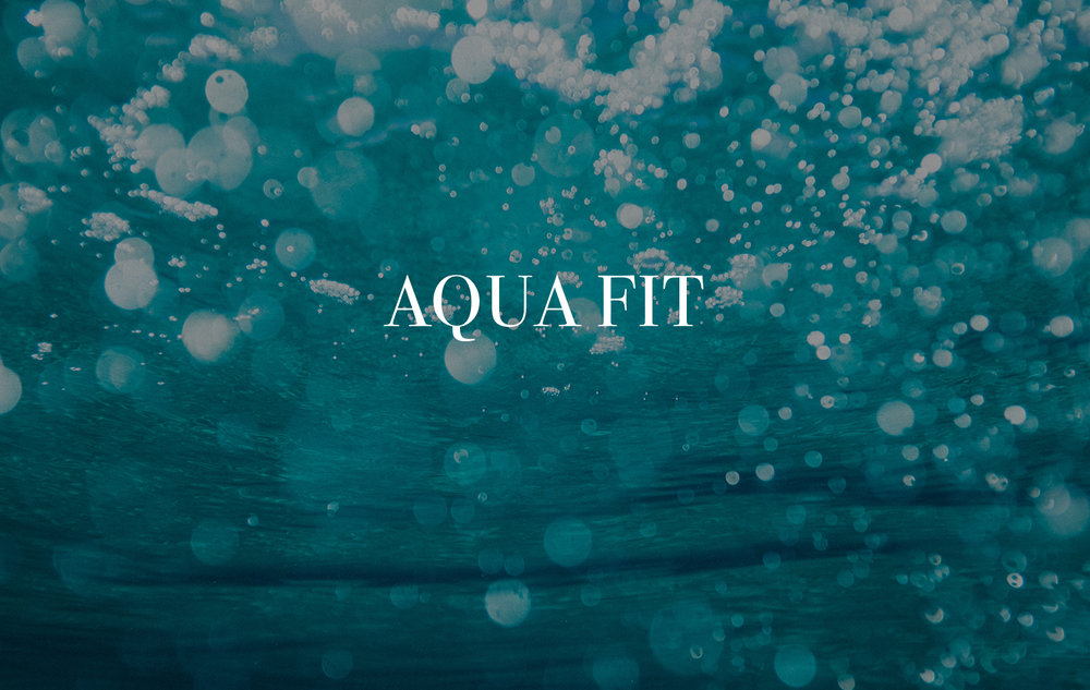 Giving you the very best water workouts with the very best of instructors