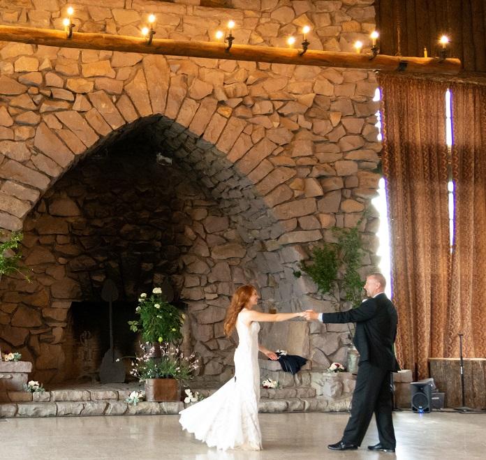 DeNarius and Alethia Wedding