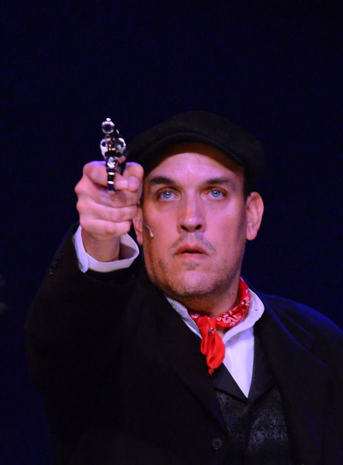 Dan Wilson as Leon Czolgosz in Assassins.