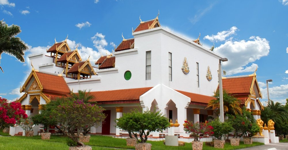 Wat Buudharangsi of Miami