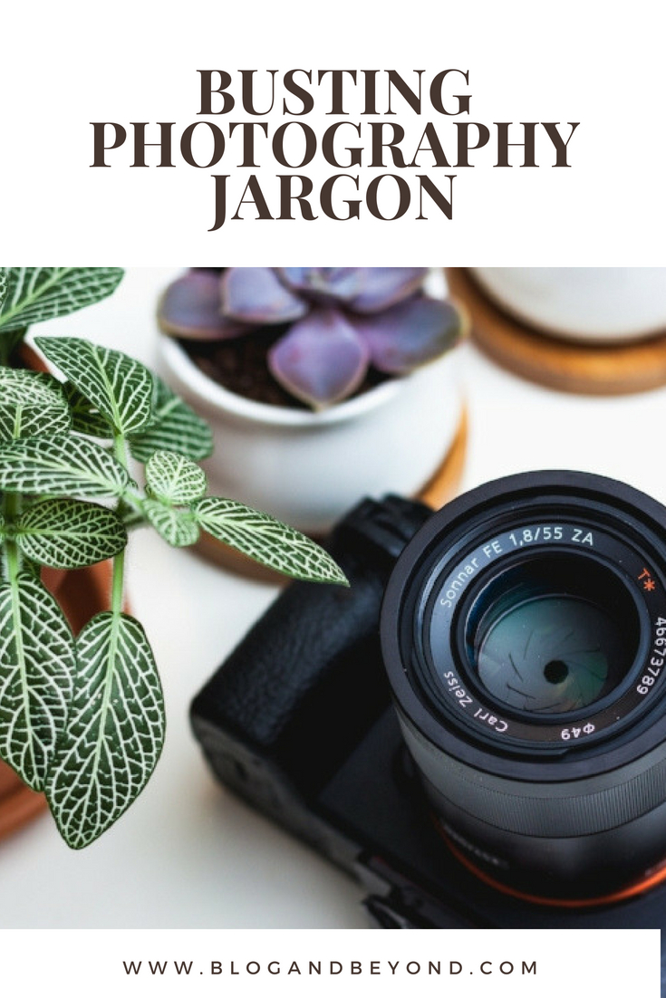busting photography jargon terms explained for beginners