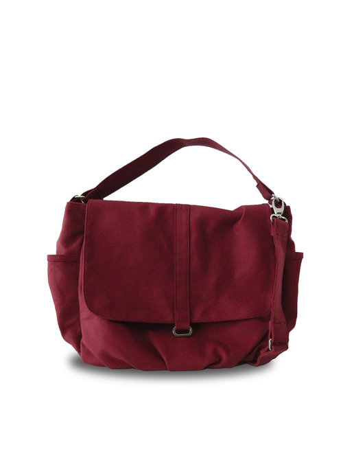 8ac8e364f18e DANIEL 18 - Rose Red Cross Body Satchel