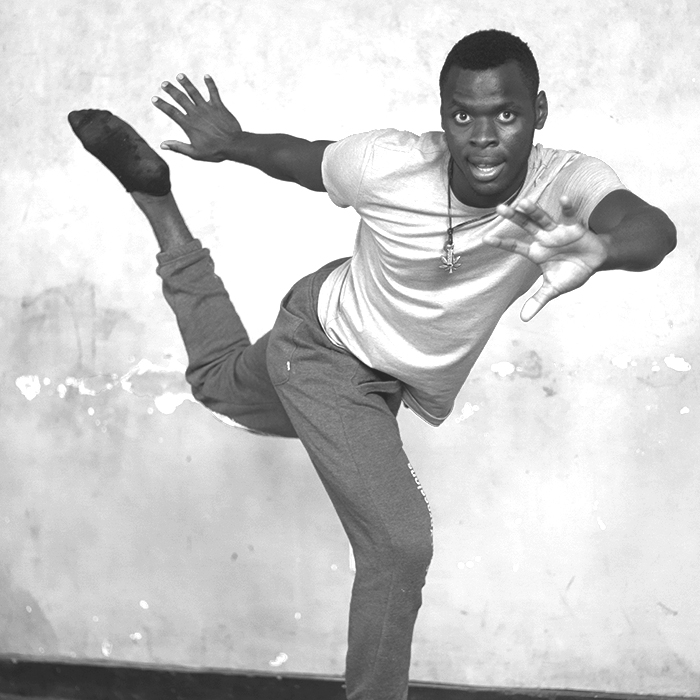 Twinomujuni Ivan - He is interested in acrobatics, theatre, creative writing to name a few. He has also been a member of Soul Expressions Dance Group since 2014.When talking about SPLASH Ivan says: