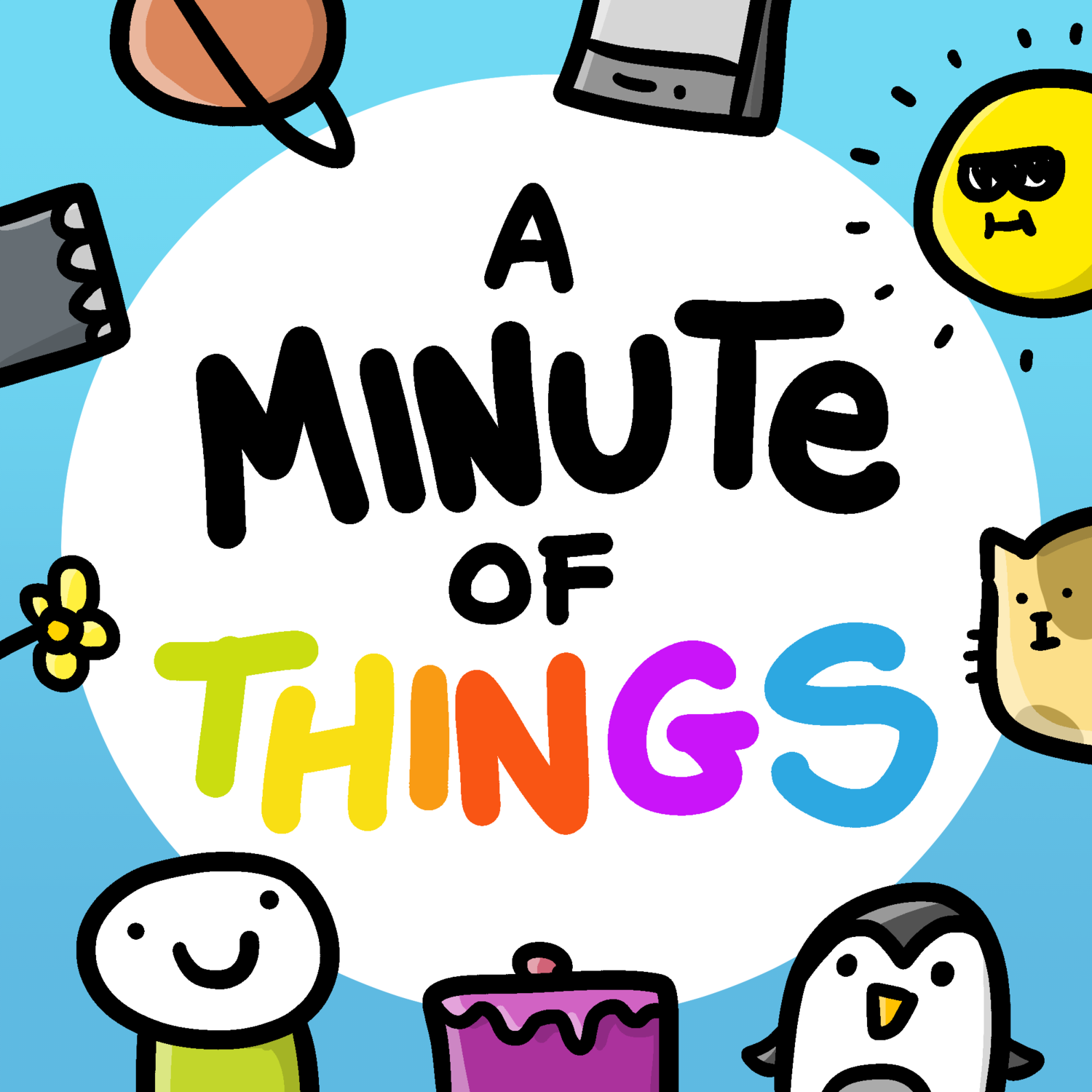 A Minute of Things