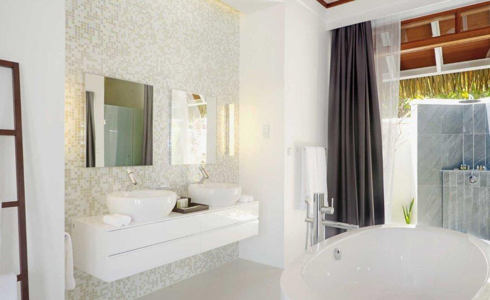 Duplex Pool Villa Bathroom