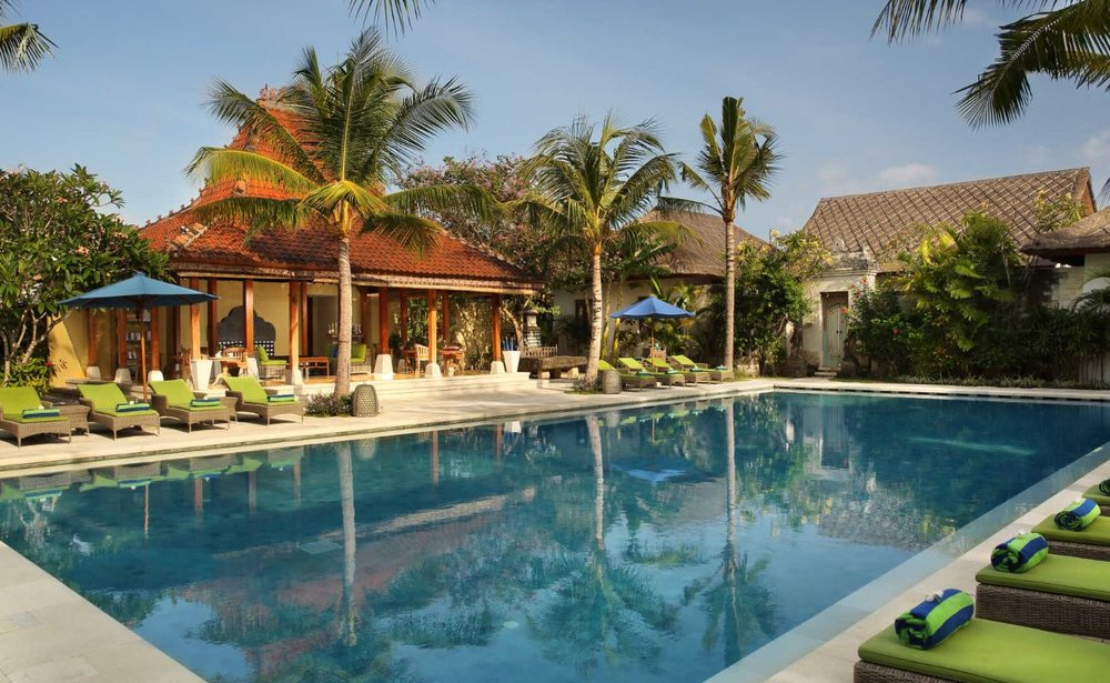 Sudamala Suites & Villas - Pool
