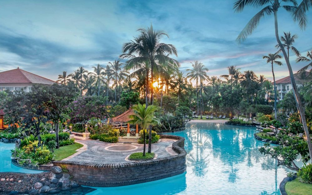 Laguna Resort & Spa, Bali
