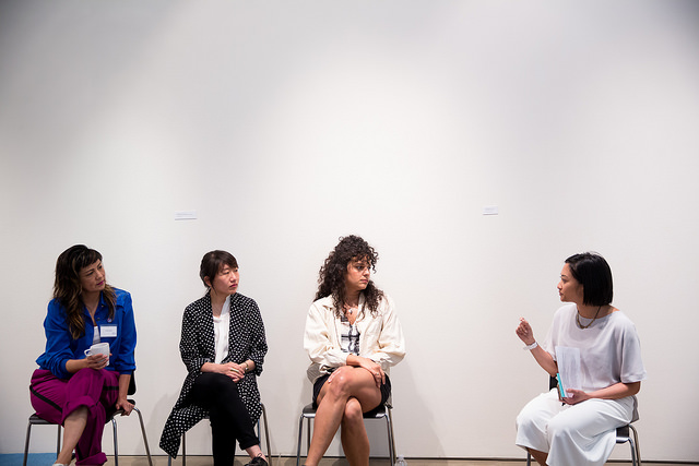Sonic Futures Artist Talk with Jenifer Wofford, Laura Hyunjhee Kim and Sofía Córdova