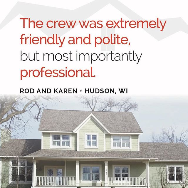 Another glowing review! Check out more at Fulsaas-exteriors.com