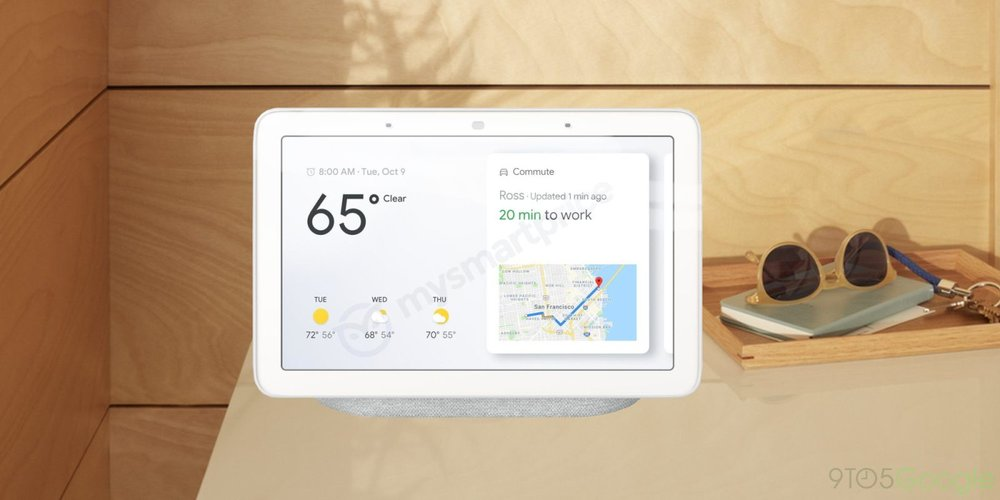 Google Home Hub - While there are a few items on both of our lists, we both have our eye on this particular gift! The new Google Home Hub is the perfect gift for anyone on your list! While we multitask year round, this time of the year can be particularly hectic so we can use all the help we can get. From helping to personalize your morning routine, to finding the most delicious recipes for your holiday dinner, The Google Home Hub seems to do it all - finally an Elf on the Shelf that actually helps out! - JD