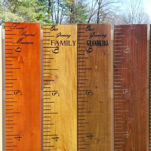 Saratoga Growth Charts