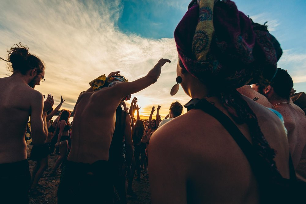 Skip the Dust and Head to These Five Burning Man-Inspired Festivals Instead (Amuse, 2018)