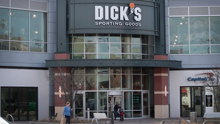 Dick's Sporting Goods has several Austin-area stores.