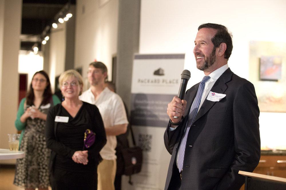 Grameen America CEO, Stephen A. Vogel, announces milestone.