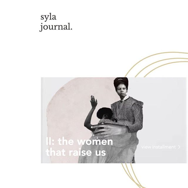 01.11.19 ~ so beyond proud of this body of works I was lucky enough to be part of alongside so many other profoundly gifted women✨ thank you for your words. 111 is for manifestation and glory, both of which are alive in this installment , check out @sylajournal
