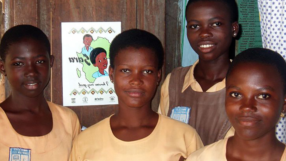 Junior high school pupils