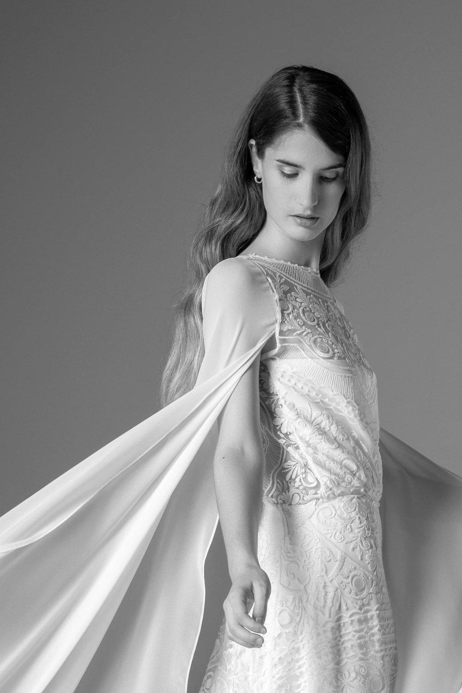 Wedding fashion - Design by Clara Brea