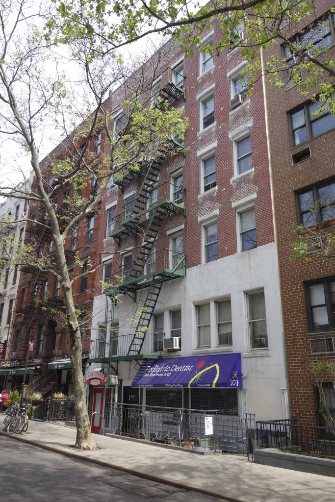 103 St. Marks Place
