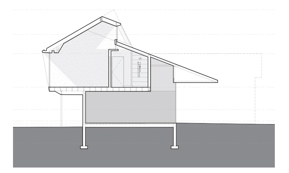Split House -