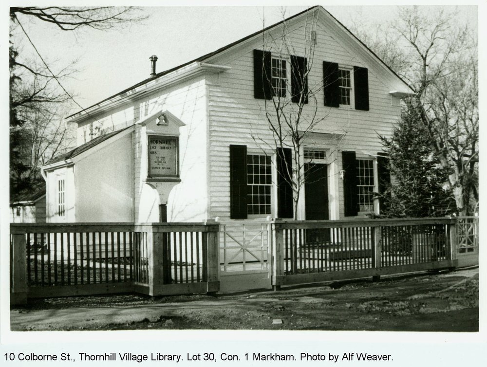 Thornhill Village Library -