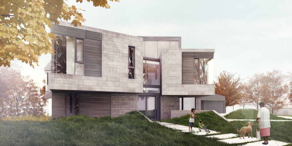 mEADOWCLIFFE HOUSE -