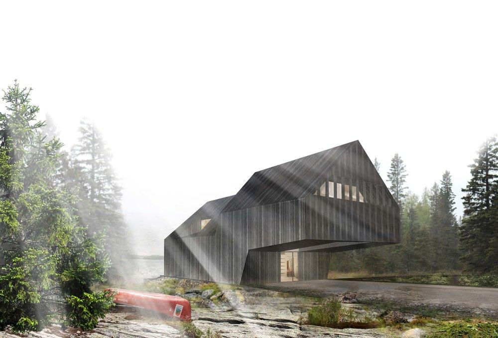 Gawas cabin -