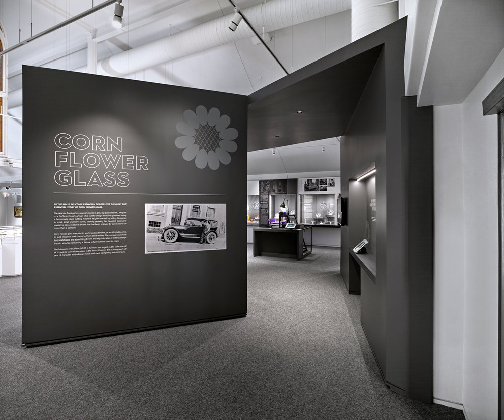 Museum of Dufferin    Corn Flower Glass Gallery — a story of entrepreneurialism