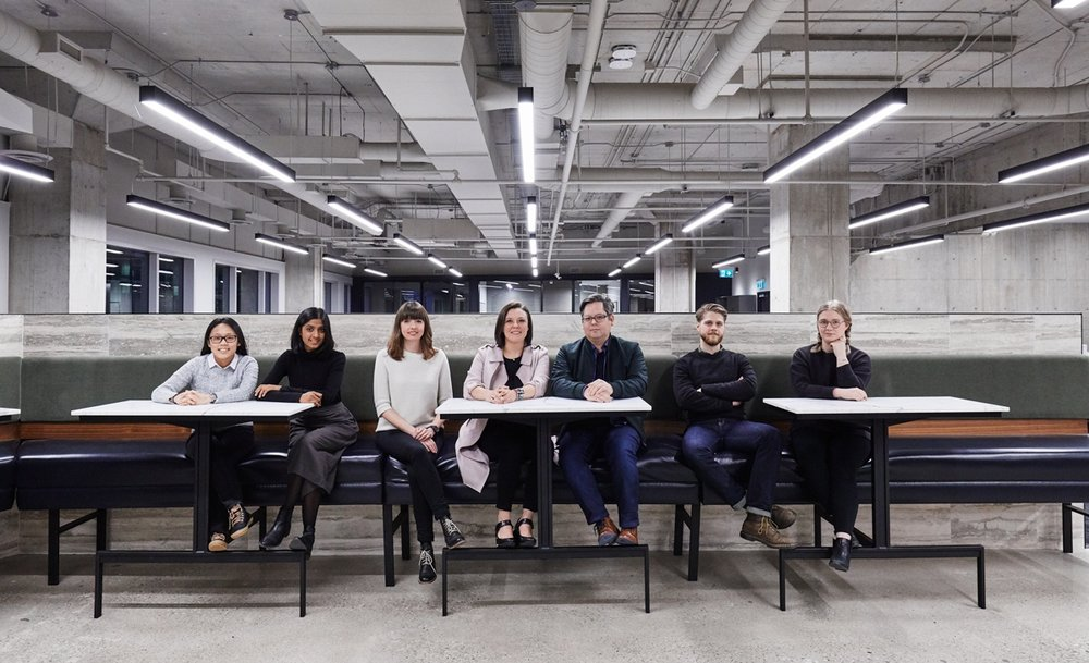 Designer of the Year    Lebel & Bouliane selected as 2019 Designer of the Year by Designlines Magazine