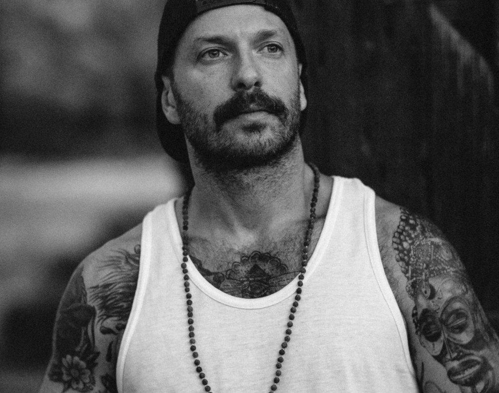 Serge Berliawsky, Commune Co-Founder  shivakali yoga, EARTHTONEs    shivakaliyoga.com