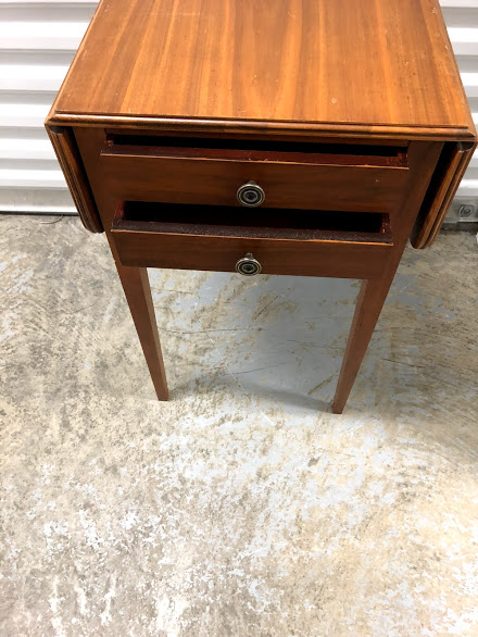 Drop Leaf Side Table 4