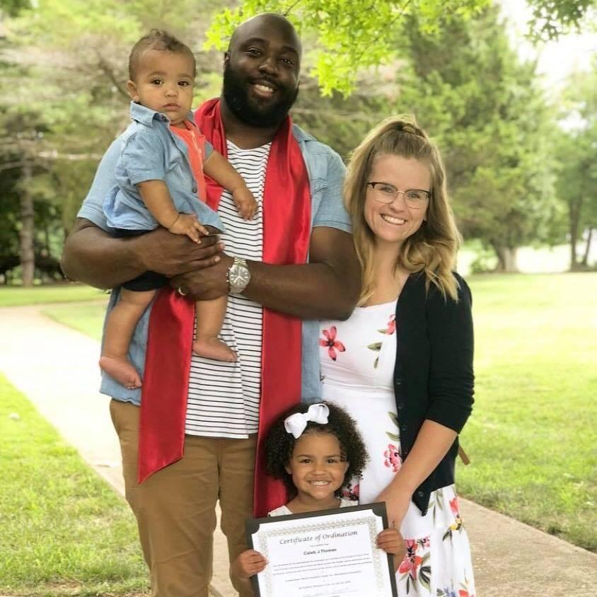 Caleb and Tamara Thomas: Young Adult Ministries Directors -