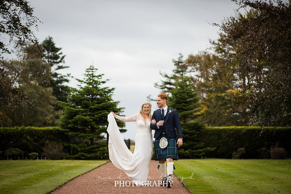 Scottish destination wedding